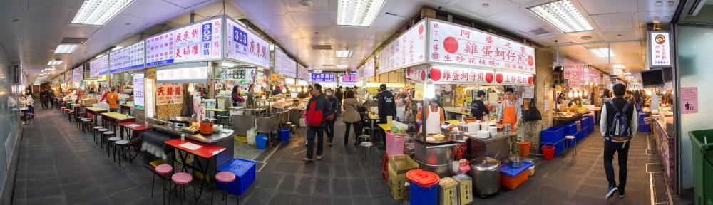 Shilin-Nachtmarkt