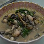 Austern mit Bohnenpaste, Foto(c) 陳正偉