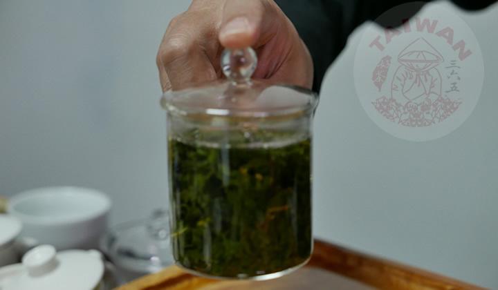 Die Teeblätter öffnen, Quelle: 好茶365